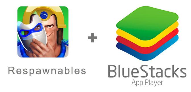 Устанавливаем Respawnables с помощью эмулятора BlueStacks.
