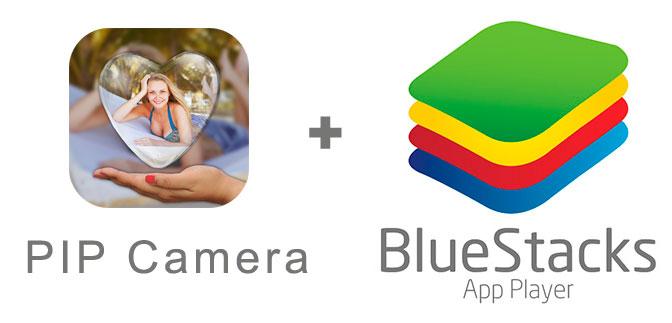 Устанавливаем PIP Camera с помощью эмулятора BlueStacks.