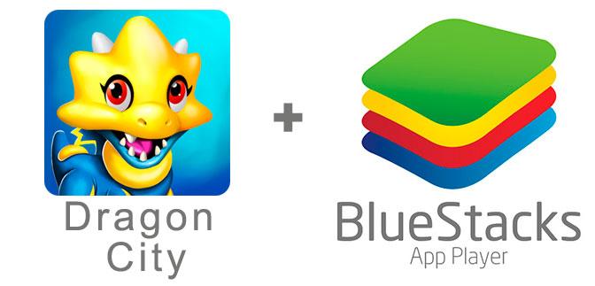 Устанавливаем Dragon City с помощью эмулятора BlueStacks.
