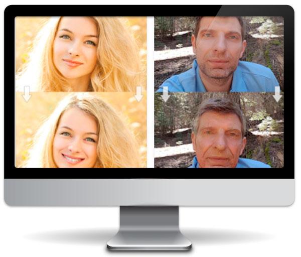 faceapp-computer