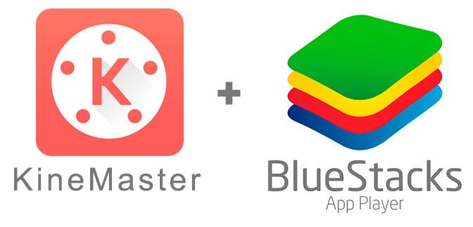 Устанавливаем KineMaster с помощью эмулятора BlueStacks.